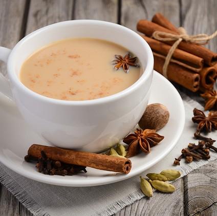 Индийский чай и основные пряности для чая