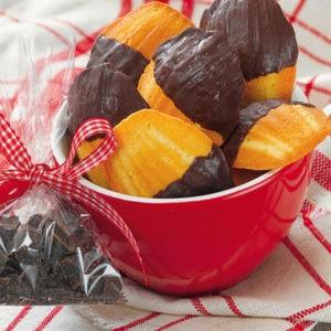 Рецепт мини-печенья Мадлен