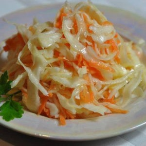 Рецепт капусты по-корейски за 4 часа