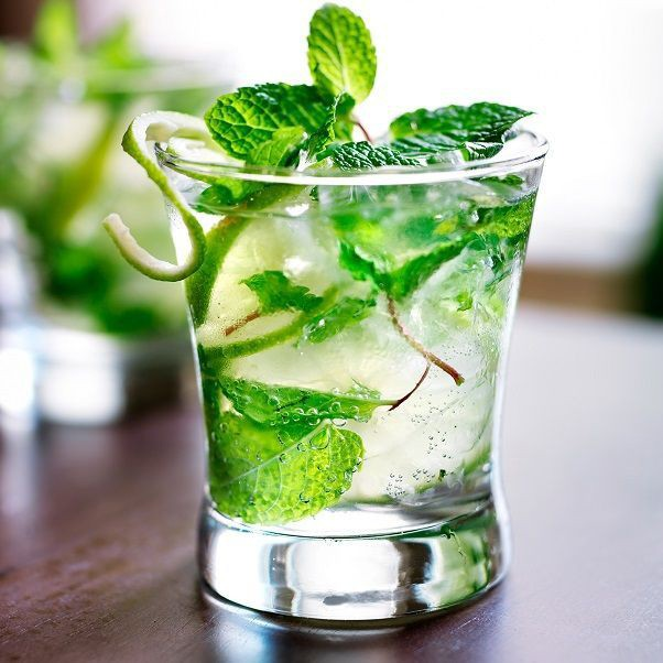 Рецепт безалкогольного мохито
