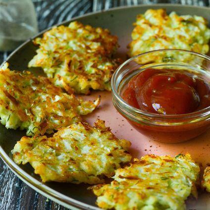 Рецепт капустных котлет с плавленым сыром