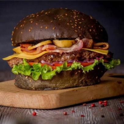 """Пошаговый рецепт бургера """"Идеал"""""""