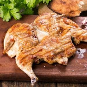Рецепт хрустящей курицы