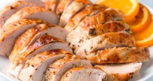 Как приготовить сочную куриную грудку - Фото