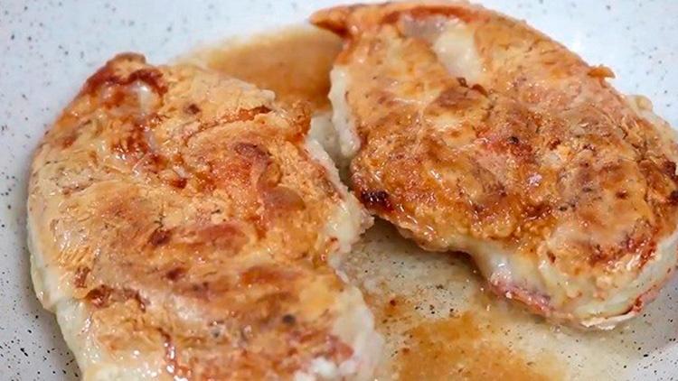 Как приготовить сочную куриную грудку - Шаг 5
